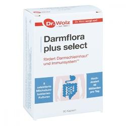 Dr wolz darmflora plus select probiotyk w kapsułkach
