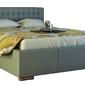 Łóżko tapicerowane Ewa z pojemnikiem
