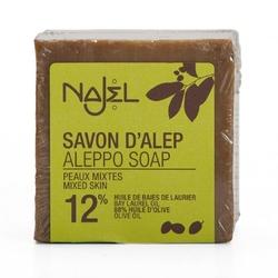 SA Mydło z Aleppo 12 200g Najel