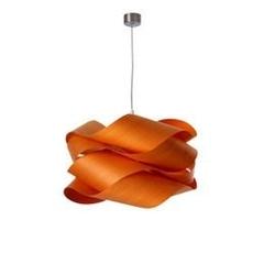 Lzf :: lampa wisząca link mała pomarańczowa 42x24
