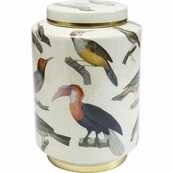 Kare Design :: Słój dekoracyjny Ptak 33 cm