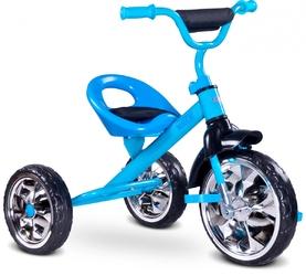 TOYZ YORK Niebieski Rowerek trójkołowy + PUZZLE