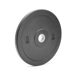 Obciążenie olimpijskie gumowe 5kg mw-bumper-5kg - marbo sport - 5 kg