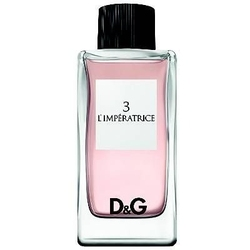 Dolcegabbana anthology limperatrice 3 perfumy damskie - woda toaletowa 50ml - 50ml