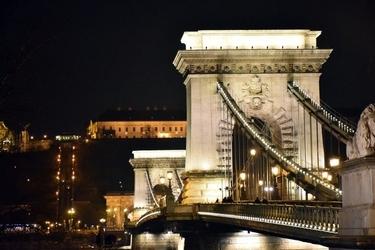 Fototapeta na ścianę most w budapeszcie fp 2221