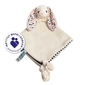 Doudou kocyk przytulanka króliczek - kremowy friends of whisbear®
