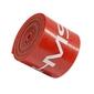 Guma do ćwiczeń fb01 1,2x50x2080mm czerwona - hms