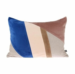 HK Living :: Poduszka Velvet łaty35x50