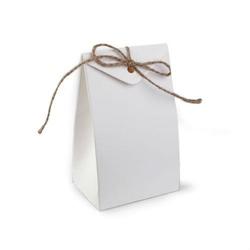 Pudełko papierowe 7,5x12 cm - 10 szt.