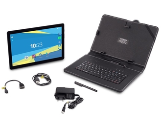 Tablet overmax qualcore 1023 3g 16gb + klawiatura