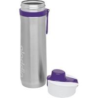 Butelka stalowa z ustnikiem active hydration aladdin fioletowa 10-02674-006