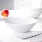Talerz głęboki do zupy porcelana mariapaula moderna biała 18 cm okrągły
