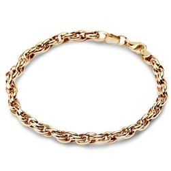 Staviori bransoleta 19cm. żółte złoto 0,585.