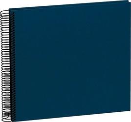 Album na zdjęcia uni economy czarne karty średni granatowy