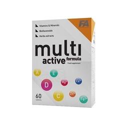 Fitness authority multi active formula 60 tab