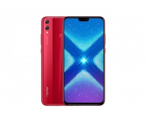 Huawei Smartfon 8X 128GB Dual SIM LTE Czerwony