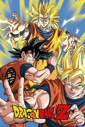 Dragon Ball Z Goku - plakat