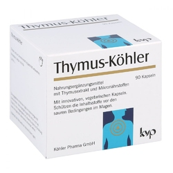 Thymus-köhler® kapsułki z grasicy