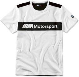 Koszulka męska bmw m motorsport logo