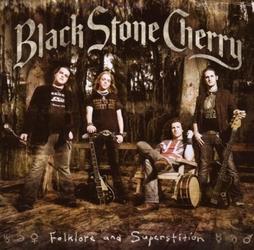 Folklore and superstition - black stone cherry płyta cd