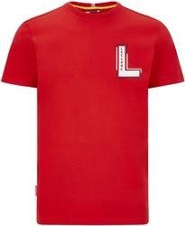 Koszulka scuderia ferrari f1 charles leclerc