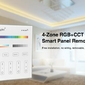 Milight - 4-zone rgb+cct smart panel remote controller - b4