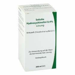 Solutio Hydroxychin. 0,4