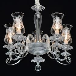 Żyrandol szklany ella mw-light elegance 483013805