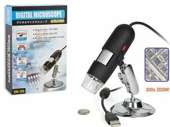Mikroskop Cyfrowy na USB 640X480