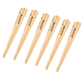 Drewniane śledzie namiotowe robens wood stake 6 szt