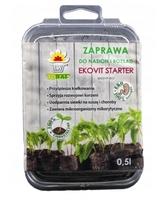 Zaprawa do nasion i rozsad – ekovit starter – 500 ml toraf