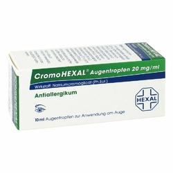 Cromohexal Augentr.