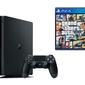 KONSOLA SONY PS4 1TB SLIM + Grand Theft Auto V PL