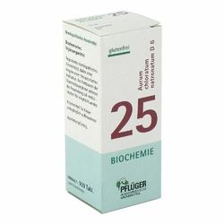 Biochemie Pflüger Aurum chloratum natronatum D6 tabletki