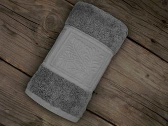 ECCO BAMBOO POPIELATY ręcznik bambusowy GRENO - popielaty
