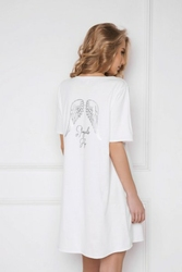 Aruelle Angel White koszula nocna