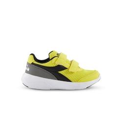Buty biegowe dziecięce diadora eagle 3 jr v - żółty