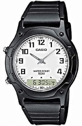 Casio standard combo aw-49h-7bv