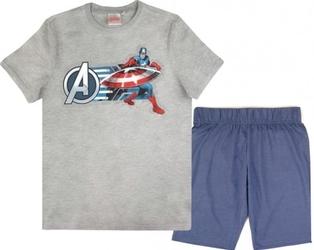 Męska piżama avengers tarcza m