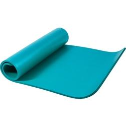 Mata do ćwiczeń fitness jogi duża 190x100x1,5 cm antypoślizgowa czarna