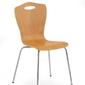 Krzesło drewniane k84 olcha
