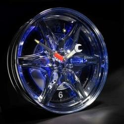 Zegar Samochodowy Felga