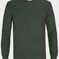 Zielony sweter  pulower o-neck z bawełny  s