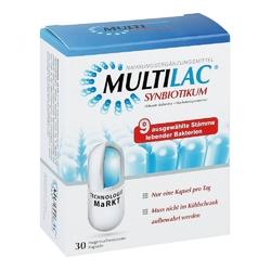 Multilac synbiotikum w kapsułkach dojelitowych