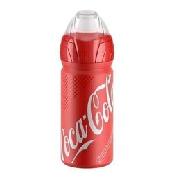Bidon elite ombra coca - cola czerwony 550ml