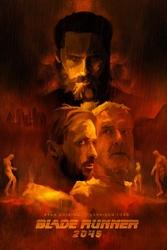 Blade Runner 2049 Bohaterowie - plakat premium Wymiar do wyboru: 61x91,5 cm