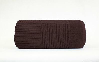 Ręcznik ENIGMA Frotex BRĄZOWY - brązowy