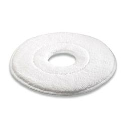 Pad z mikrofibry, biały, 330 mm