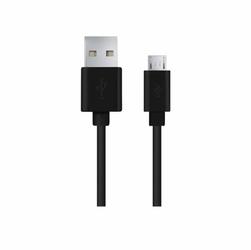 Esperanza Kabel Micro USB 2.0 A-B MM 0.5M Czarny