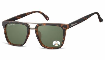 Okulary montana mp45c polaryzacyjne panterka-zielonkawe